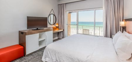 Hampton Inn Pensacola Beach | King Executive Suite Featured Image