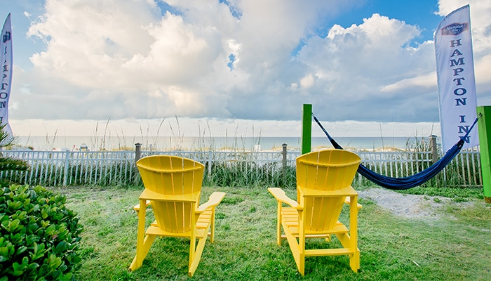 Hampton Inn Pensacola Beach FL Win A Stay