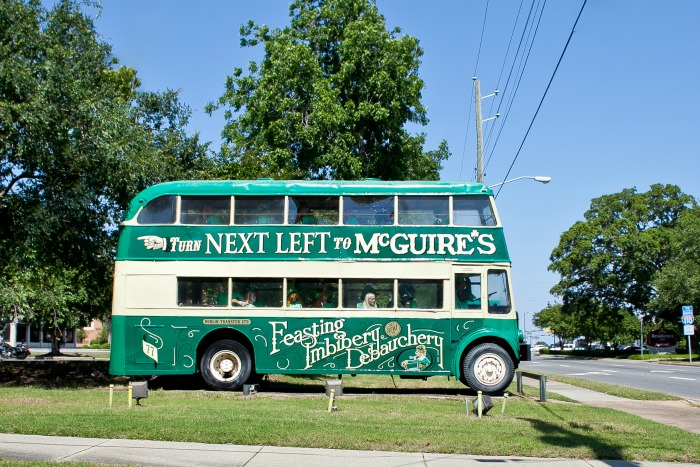 McGuires Downtown Pensacola