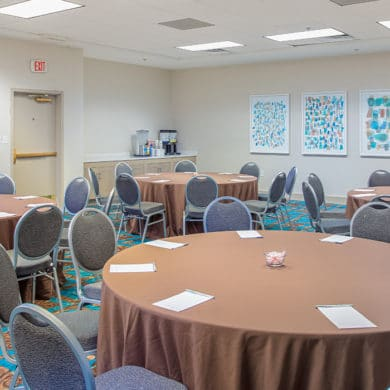Hampton Inn Pensacola Beach Meeting Room