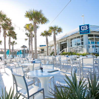 casino beach bar hampton inn pensacola beach florida