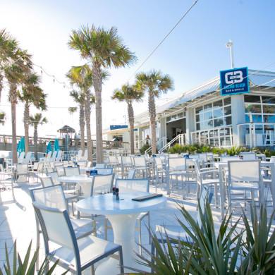 Casino Beach Bar Hampton Inn Pensacola Beach, FL