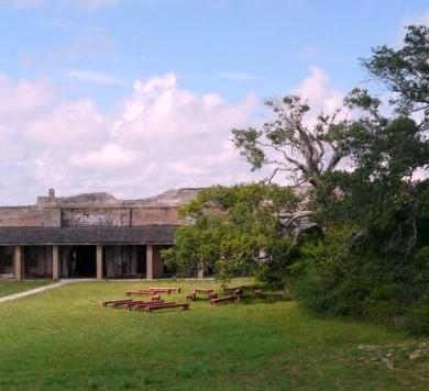 Hampton Inn Pensacola Beach FL Fort Pickens