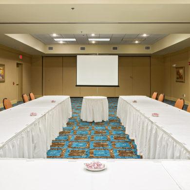 Hampton Inn Pensacola Beach FL Meetings